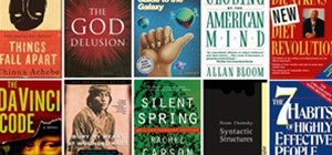 50 Most Influential Books of the Last 50 (or so) Years