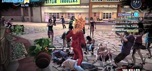 """MacGyver"" all of the deadly weapon combinations in Dead Rising 2"