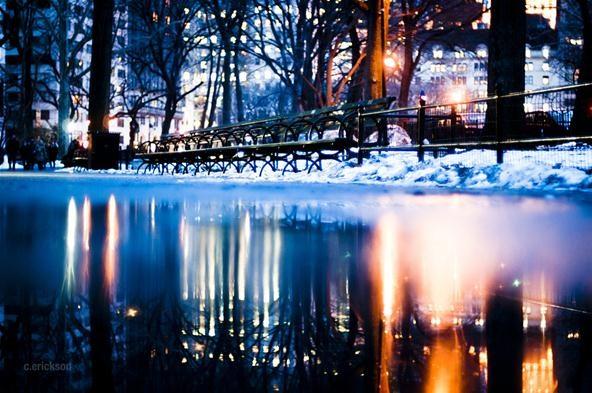 Bokeh Photography Challenge: Reflections