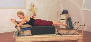 Protect your wrists when using a Pilates Reformer