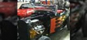 Repair car paint damage