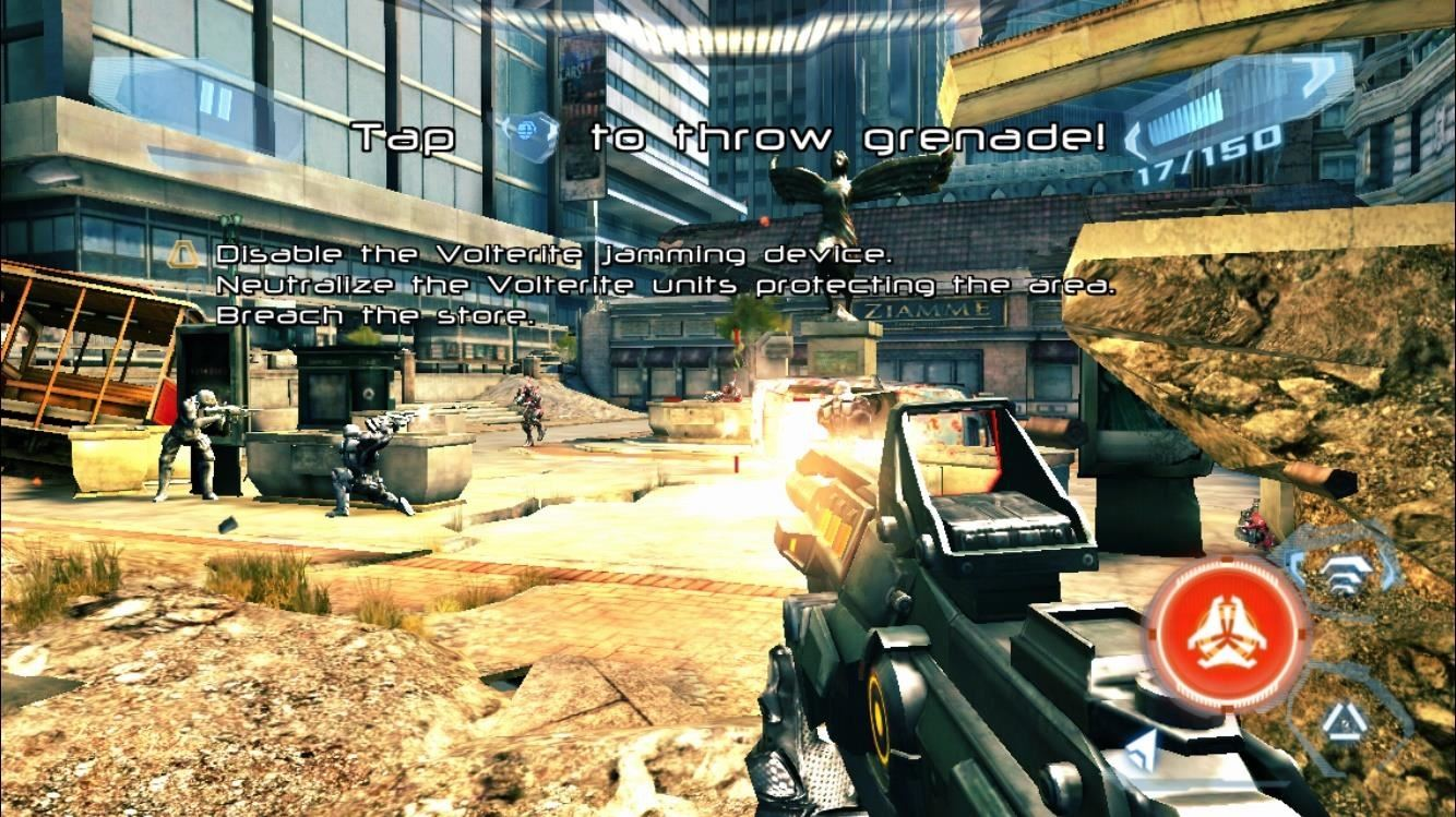 Free 1st Person Shooter Games Iphone