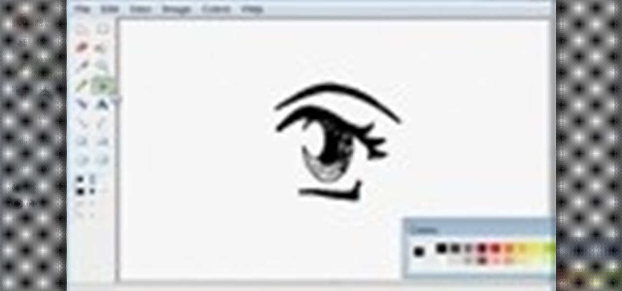 How To Draw Cute Anime Eyes Drawing Illustration Wonderhowto