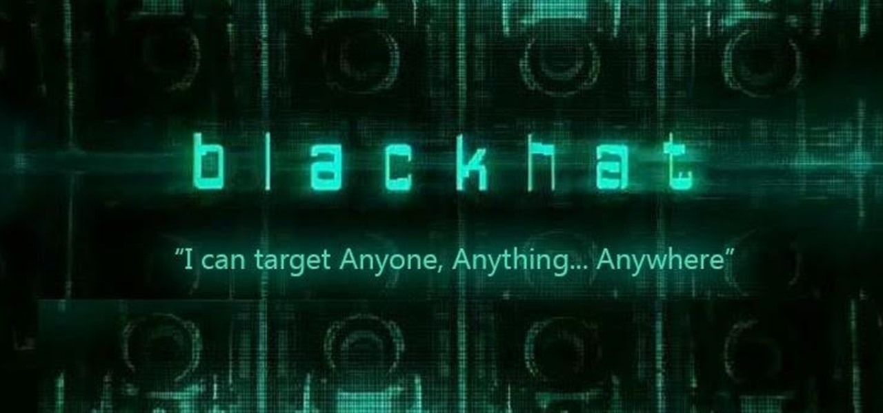 The Hacking of Blackhat, the Movie