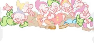 "Draw the Seven Dwarfs from Disney's ""Snow White"""