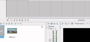 Add watermarks to videos in Sony Vegas