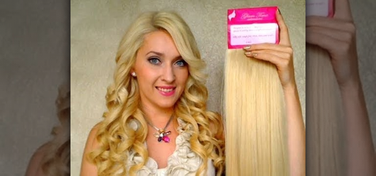 How To Apply Clip In Hair Extensions For Beautiful Long Hair