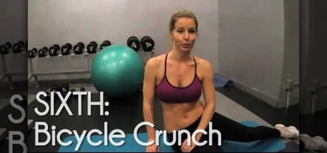 How to Work out your lower abs and eliminate that FUPA ...