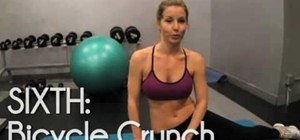 Work out your lower abs and eliminate that FUPA