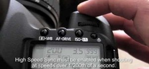 Use exposure compensation and a flash on the Canon 5D
