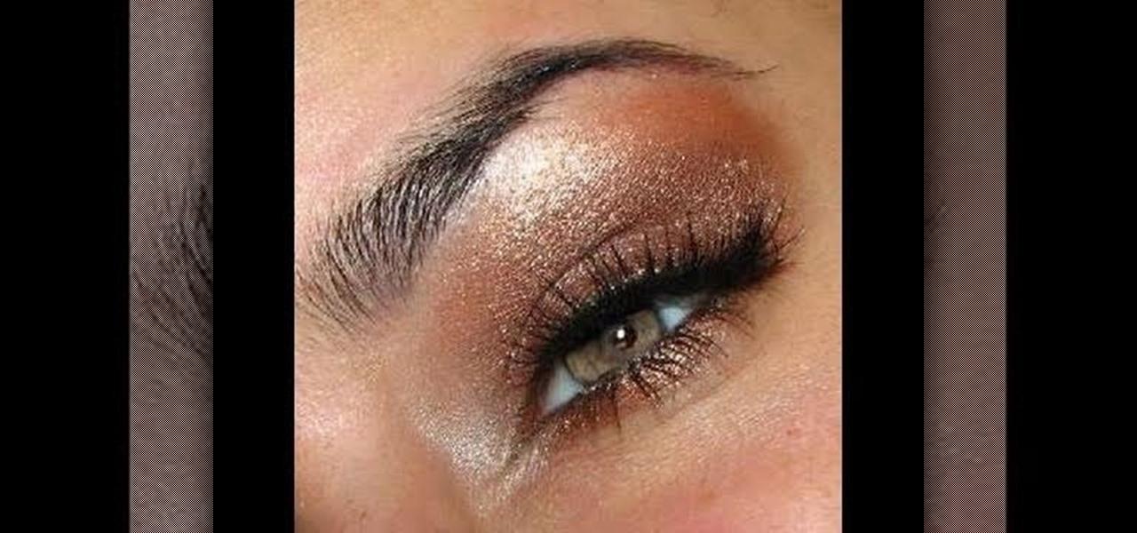 How To Do A Victorias Secret Alessandra Ambrosio Eye Makeup