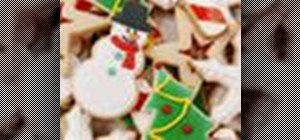 Decorate Christmas sugar cookies like a pro