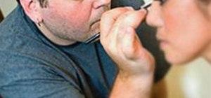 Recreate the One-Color Smokey Eye