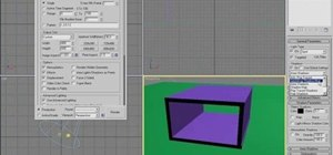Make basic use of light and shadows in 3ds MAX