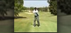 Hit drives from a kneeling position