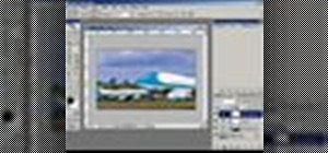 Improve a dull sky in images using Adobe Photoshop