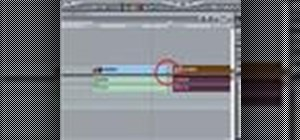 Use the snapping tool in Final Cut Pro