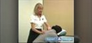 Learn about chair massage therapy
