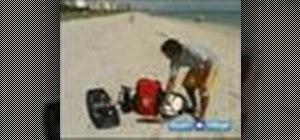 Do kiteboarding basics