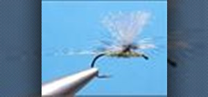 Tiethe gulper special when fly fishing