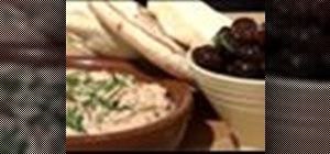 Maketaramasalata (fish roe cream salad)