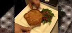 Make veal cutlet milanese