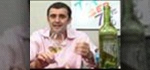 Choose an oak flavored wine