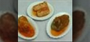 Make stuffed peppers, cabbage and zucchini