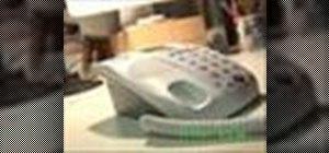 Annoya telemarketer