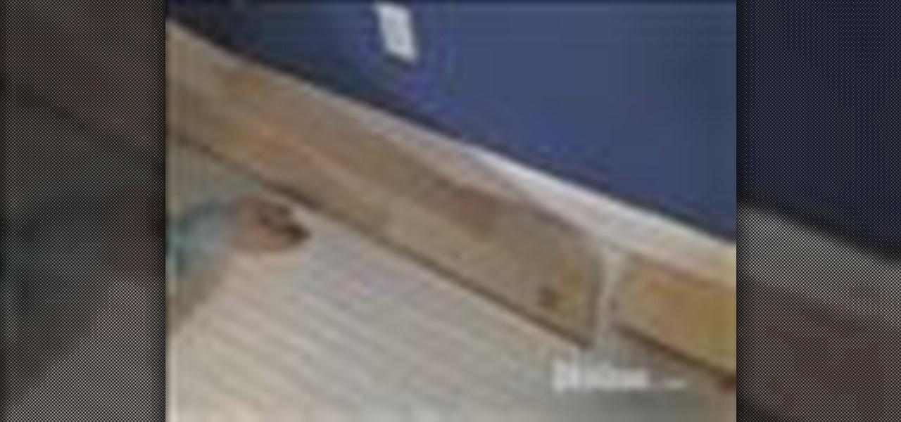 How to install a glueless hardwood floor interior design for Glueless flooring