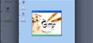 Get started using GIMP