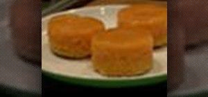 Make quindim a Brazilian dessert