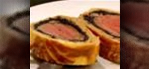 Make beef Wellington with Hell's Kitchen Gordon Ramsay