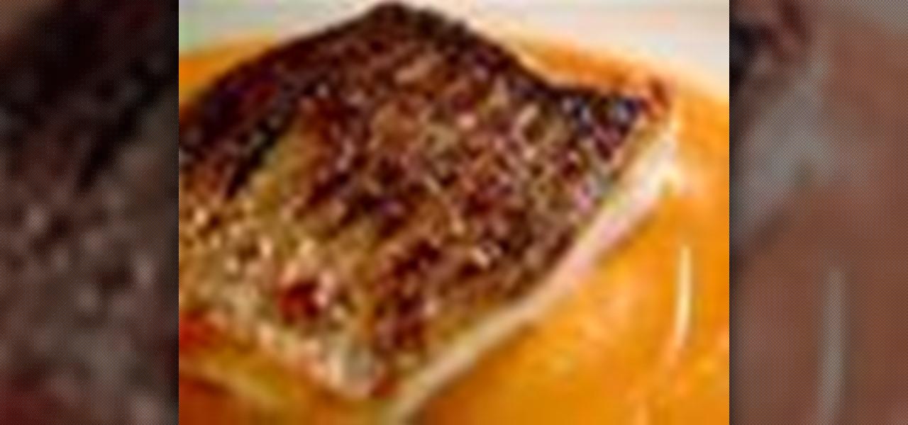 recipe: gordon ramsay sea bass recipes [28]