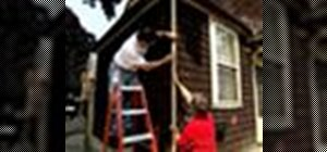 Repair shingle siding with This Old House