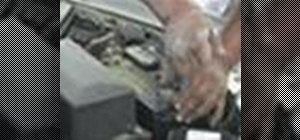 Replace a fuel pump