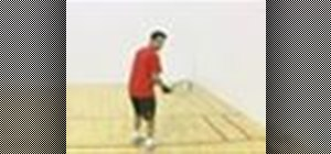 Use racquetball strategy