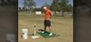 Practice baseball batting stance & hitting techniques