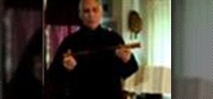 Play the shakuhachi Flute