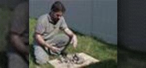 Make pottery clay