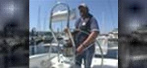 Pivot turn in sailing