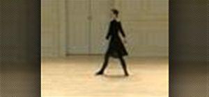 Do an Italian Renaissance continenza grave dance