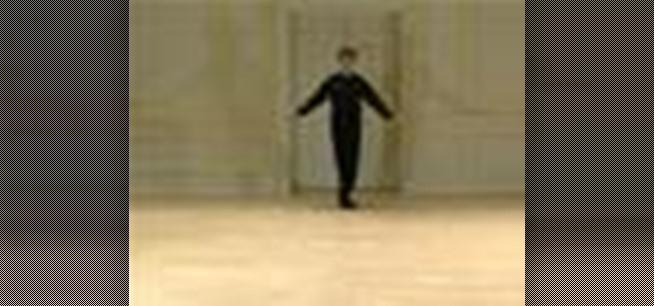 Do Renaissance Cinq Pas De La Gaillarde Dance X on Basic Two Step Dance Demonstration