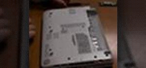 Add RAM to the MSI Wind Notebook PC