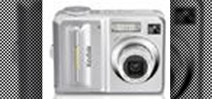 Operate the Kodak EasyShare C653 Zoom digital camera