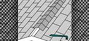 Install a ridge vent