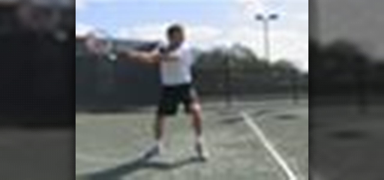 How To Improve Your Backhand Swing In The Game Of Tennis