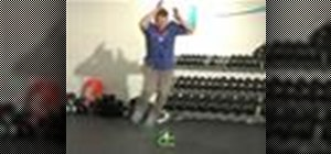 Do lateral hops and forward lunges
