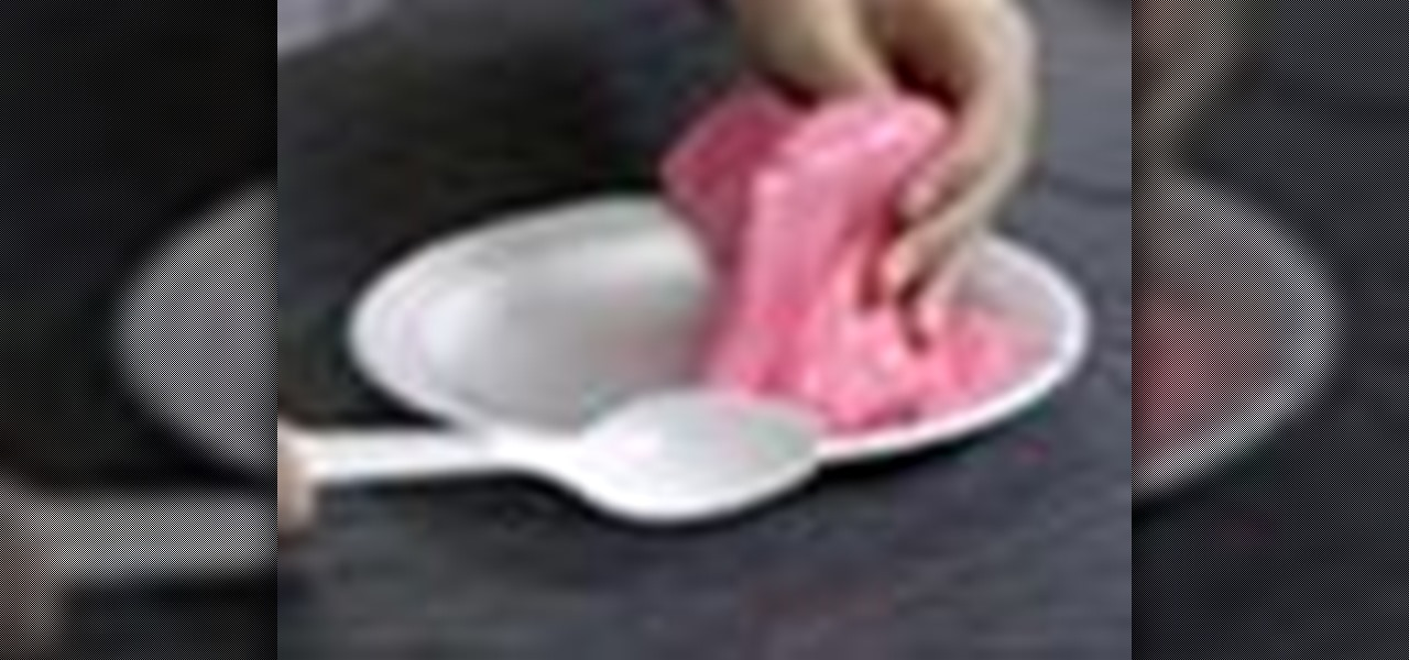 How to make sticky gooey slippery slime kids activities how to make sticky gooey slippery slime kids activities wonderhowto ccuart Gallery