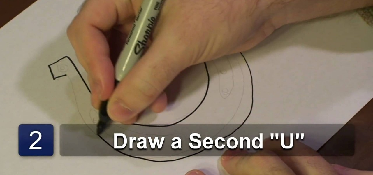 Horse Sitting Drawing How to Draw a Horse Shoe